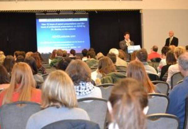 Leading ADHD Expert Russell Barkley Speaks at Cove (revised)