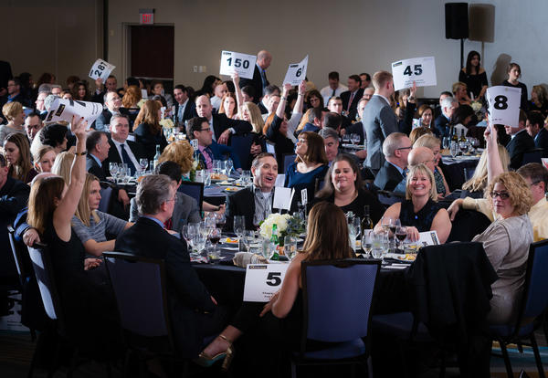 "The Cove School Finds Its ""Outstanding"" at Benefit Gala"