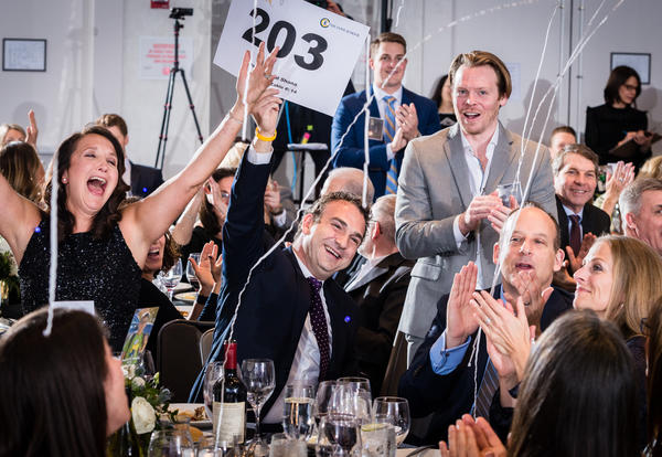 """The Cove School Finds Its """"Spark"""" at Benefit Gala"""