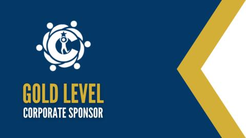 Gold Level Corporate Sponsor banner