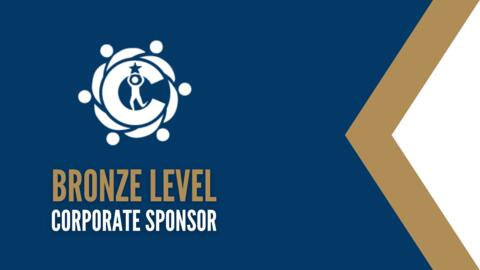 Bronze Level Corporate Sponsor banner