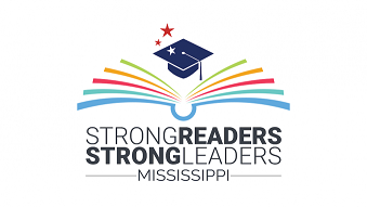 Strong Readers Strong Leaders Mississippi logo
