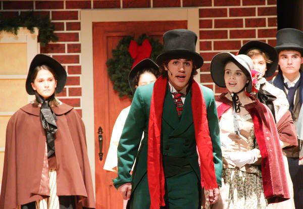 Bishop Stang Theater Company Performs A Christmas Carol