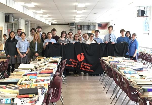 10th Anniversary of the Bishop Stang Book Sale coming April 4, 2020