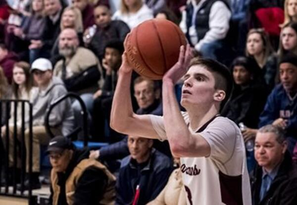 Declan Markey Named Standard Times Boys Athlete of the Year