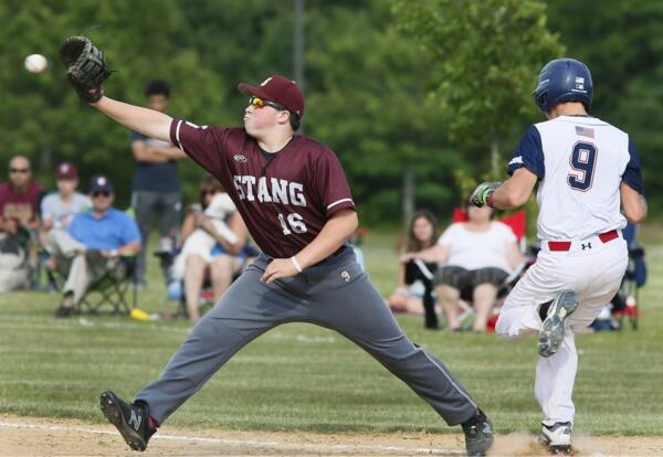 Bishop Stang's Max Brulport to Play for Stonehill College