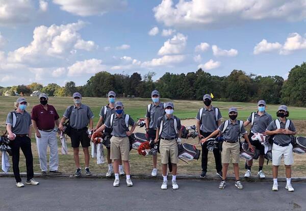 Bishop Stang Golf Team 2020