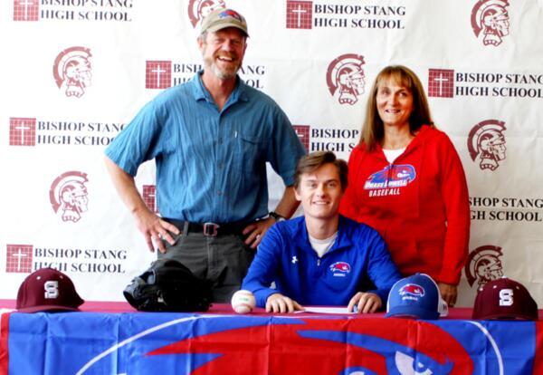 Hayden Duke and Parents