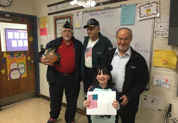 Veterans visit RPRY!