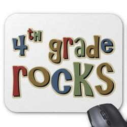 4th grade rocks image