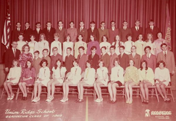 Celebrating our Union Ridge Class of 1969