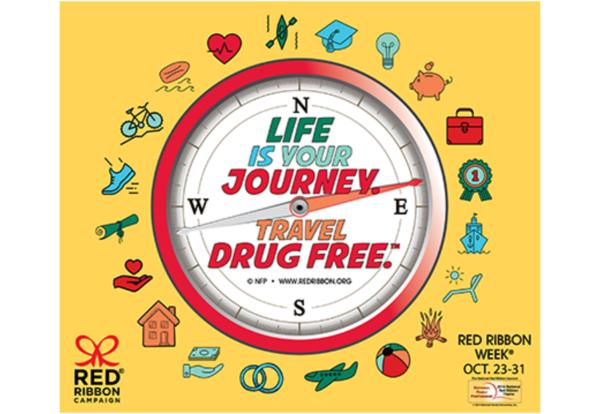 2018 Red Ribbon Week Events