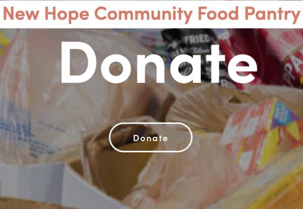 New Hope Community Food Pantry