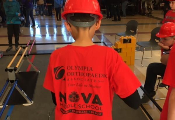 OlyBot Robotics is a community-based robotics club in Olympia.