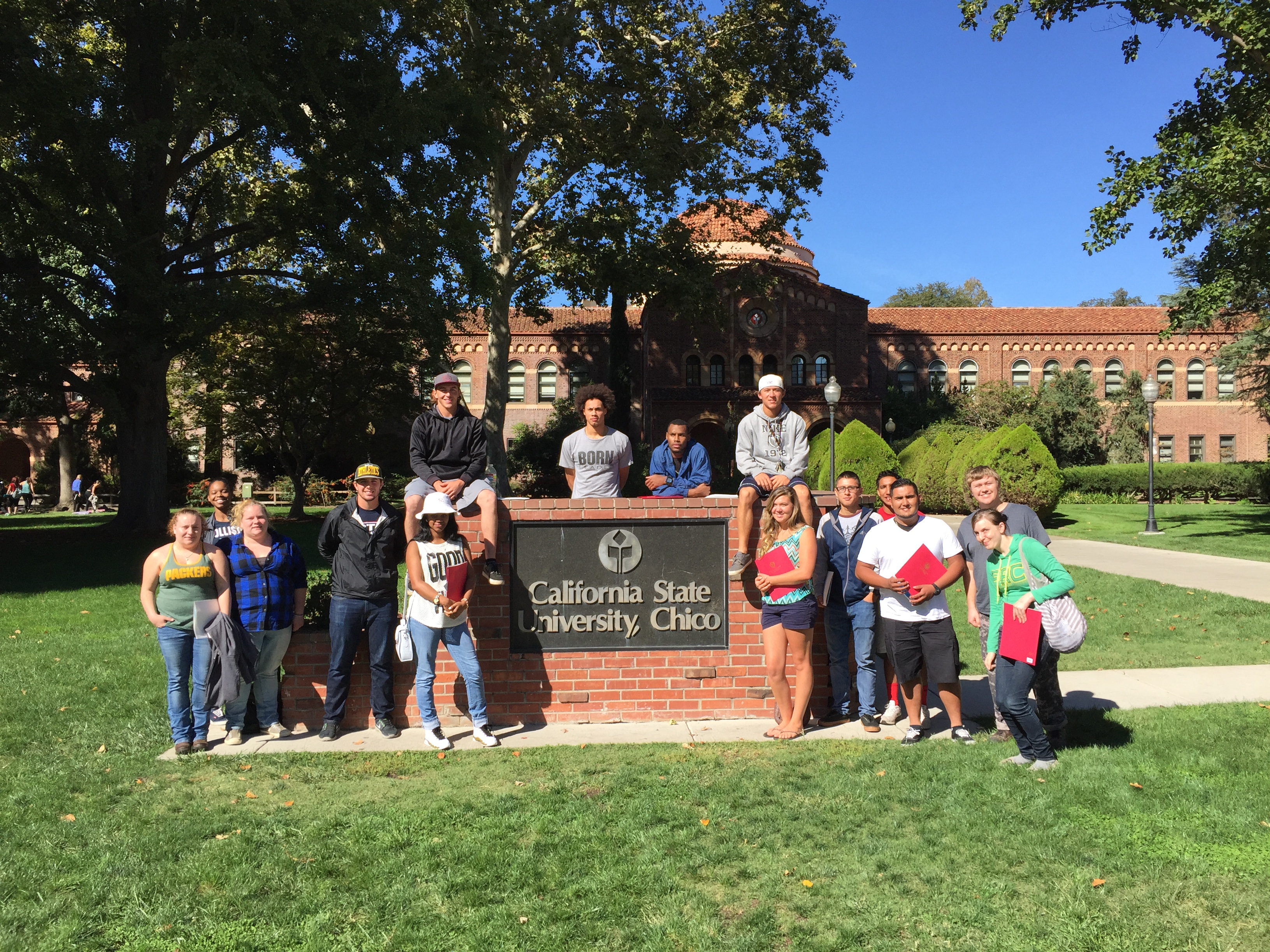 California State University Chico Tour