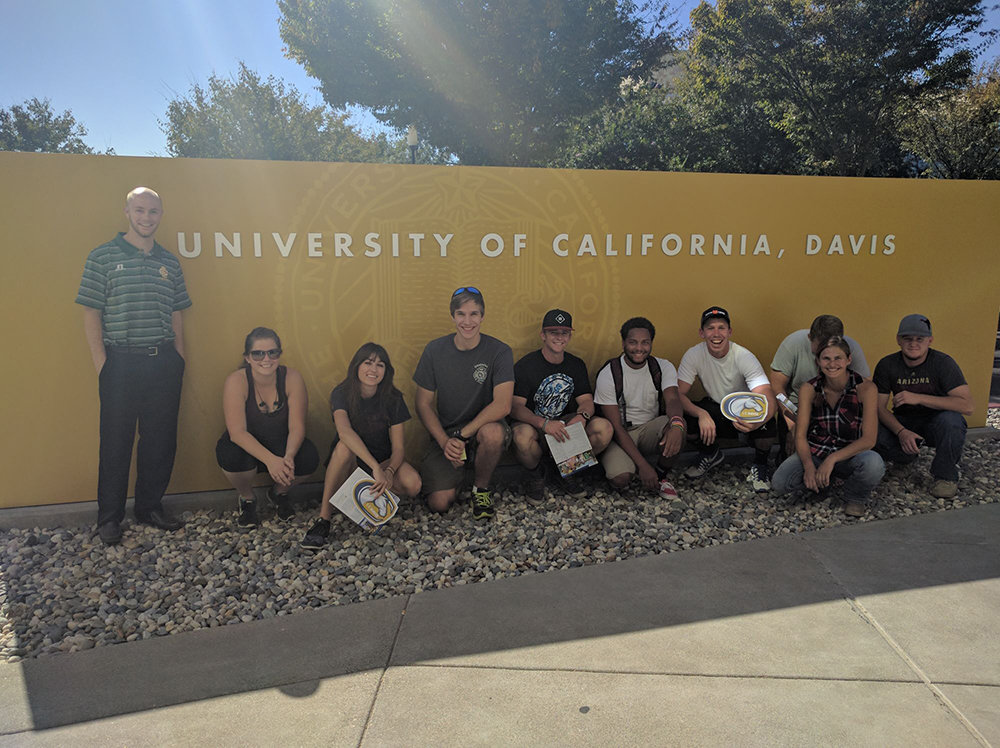University of California Davis Tour