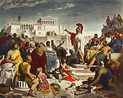 Pericles in Athens