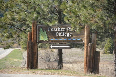 Feather River College image for 72