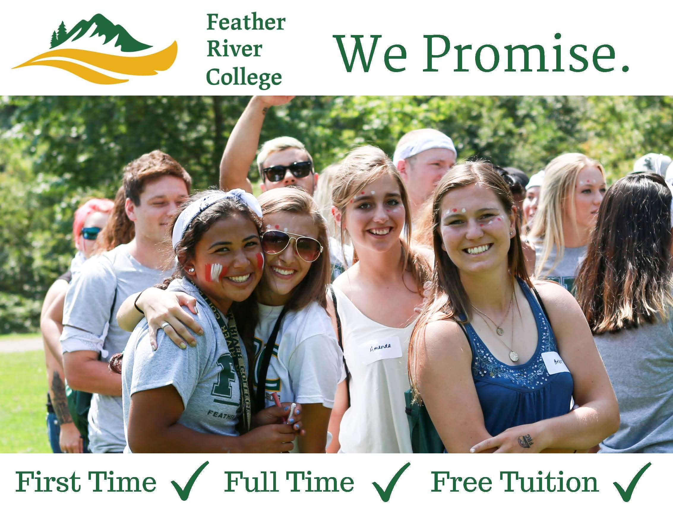 Feather River College Promise Scholarship Program