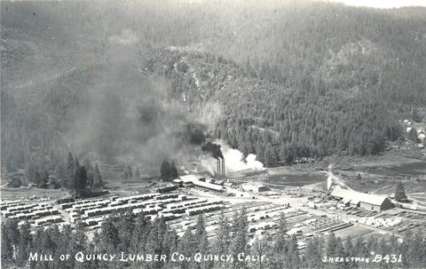 Mill of Quincy Lumber Co.