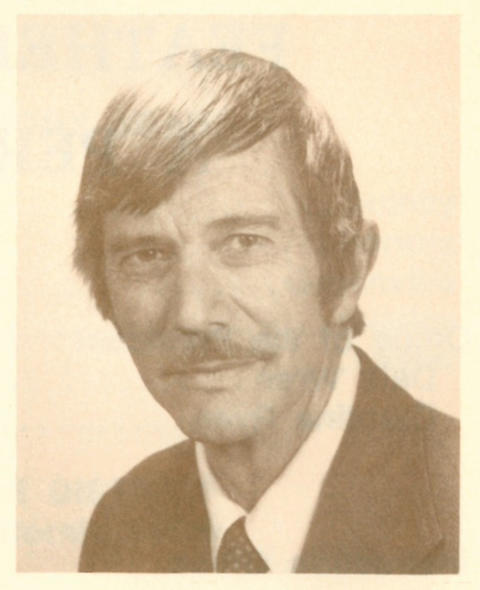 1976-1977 Dale Wren, President