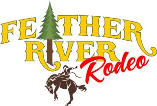 Feather River Rodeo logo