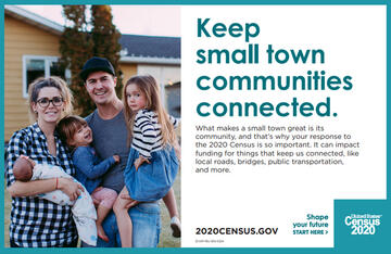 Keeping Small Towns and Communities Connected