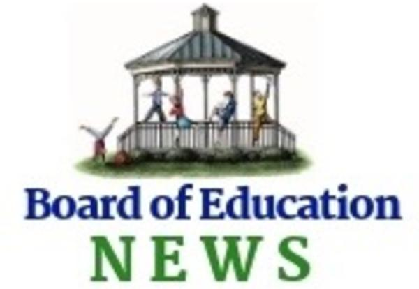 Board of Education News Stamp