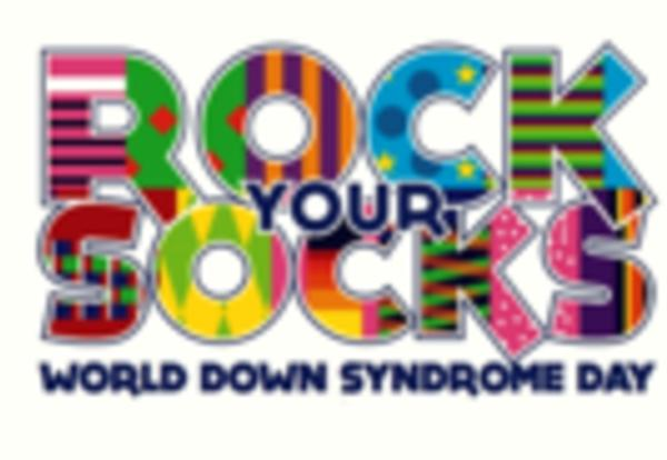 Rock your socks logo