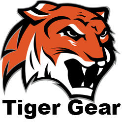 Get your Tiger Gear Today