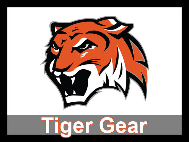 Show your Spirit . . . order Tiger Gear today!