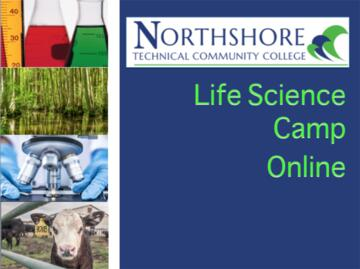 NTCC Life Science Camp Online