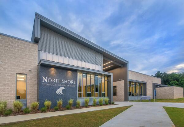 Northshore Technical Community College Presenting Flood Recovery Series