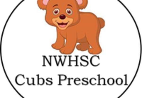 Cubs preschool logo