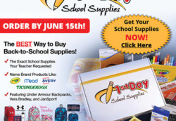 Information about ordering back to school kits