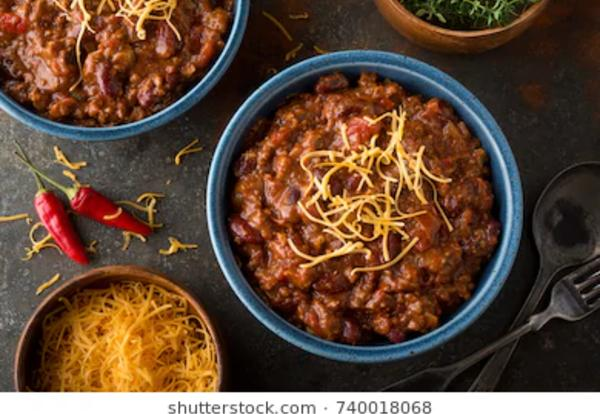 Chili Cook off and Movie Night