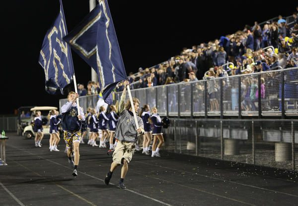 Image from TWHS football game