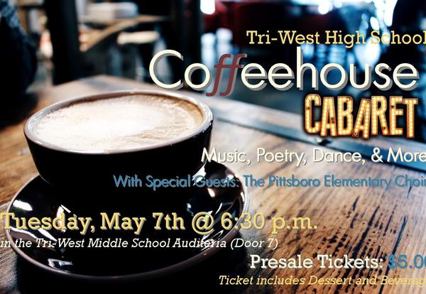TWHS Coffeehouse Cabaret