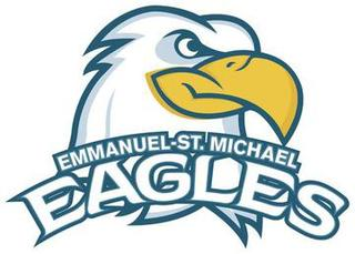 Emmanuel St. Michael Eagles logo