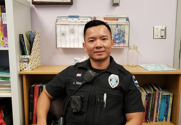 New School Resource Officer at Foster High School