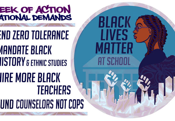 Black Lives Matter in School Action Week