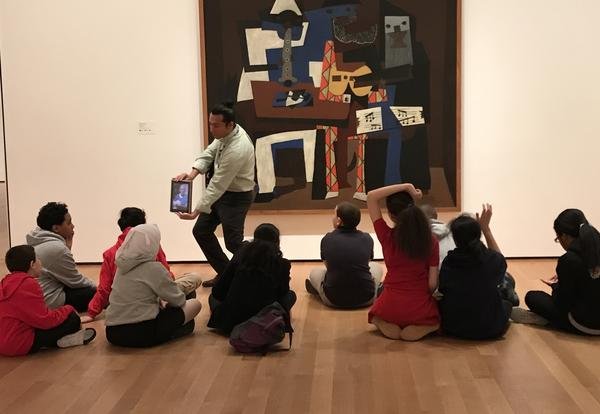 A Special Trip to the MoMA