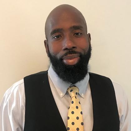 Mr. Kimani Davis