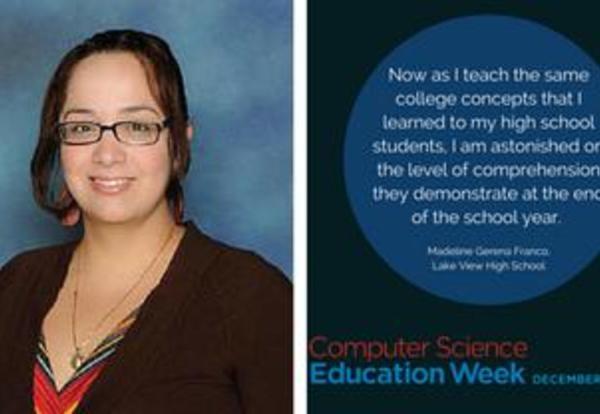 CSEdWeek Teaching Computer Science in Chicago