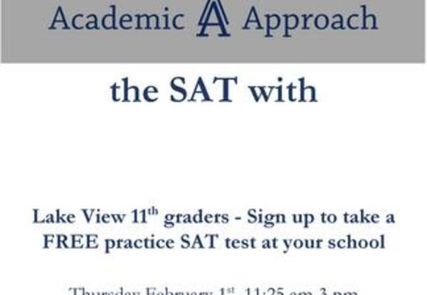 Free SAT Practice Exam