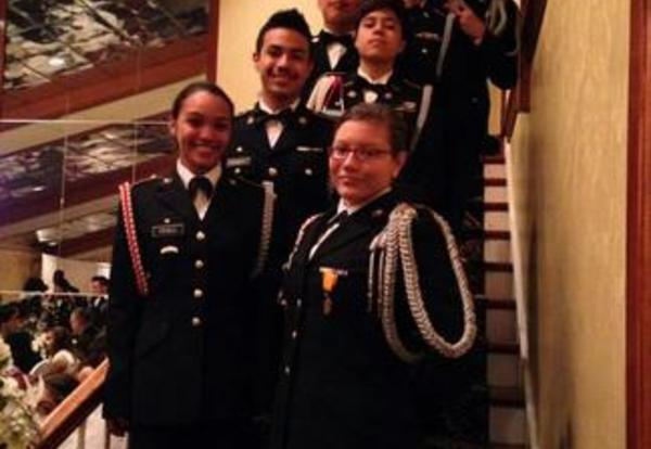 Sabre participates in City Corp Staff CityWide Military Ball