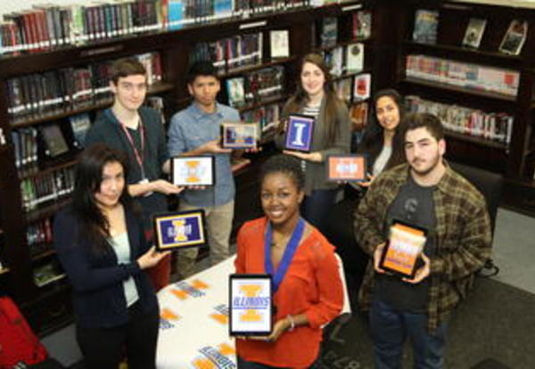 30 Lake View High School Students Headed to the University of Illinois at Urbana-Champaign