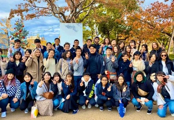 Students Travel to Japan for Cultural Exchange