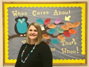 Monica Young, Partnership Middle School Counselor