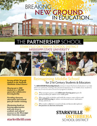 Thumbnail of Partnership School flyer, available for pdf download